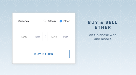Coinbase Adds Ethereum